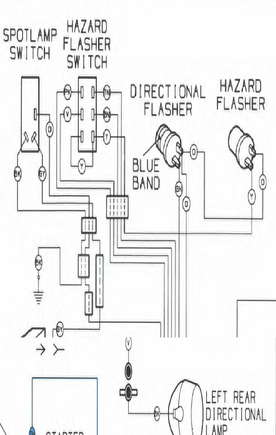 1996 harley davidson wiring diagram with 1988 Flhtc Harley Wiring Harness Diagram on Firingorder further 1992 Ezgo Gas Golf Cart Wiring Diagram additionally Mitsubishi Montero Active Trac 4wd System Wiring likewise 2013 Sportster Wiring Diagram in addition Instrumenten Montage.