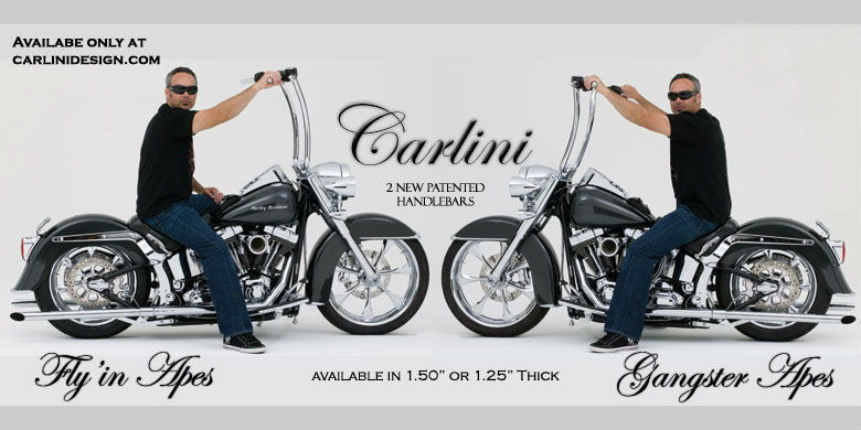 Carlini Apes Anyone With 10 Quot 12 Quot Harley Davidson Forums