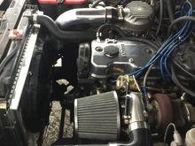 isuzu 2.3 carburetorated turbo