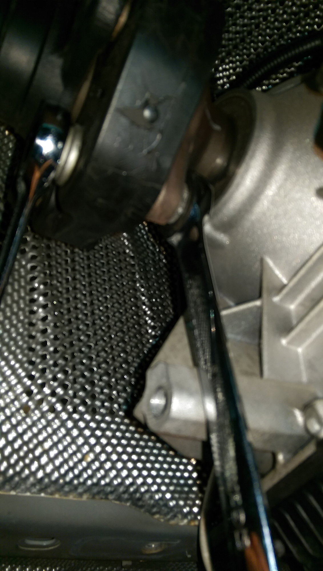 E46 Half Shaft Removal