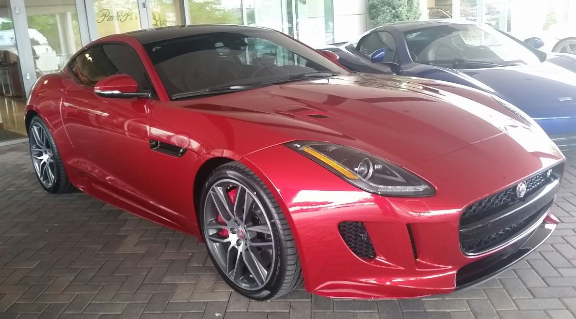 What color did Jaguar bless your car with? - Page 7 - Jaguar Forums