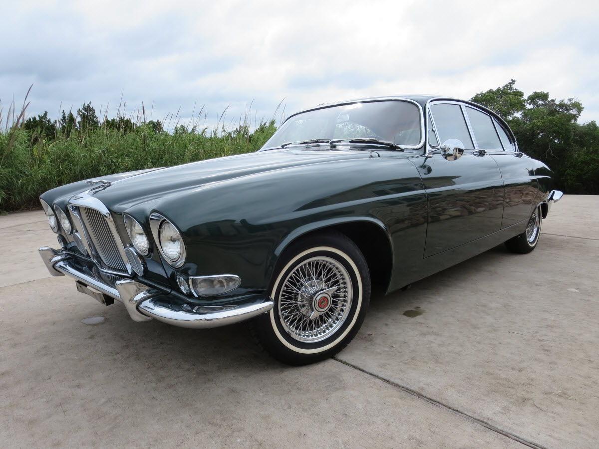 I added a 1963 Jaguar Mark X to my collection - Jaguar ...