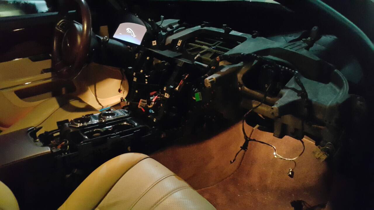 Squeaky Squealing chirping under dashboard - Jaguar Forums