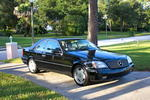 95' Mercedes S500 AMG coupe