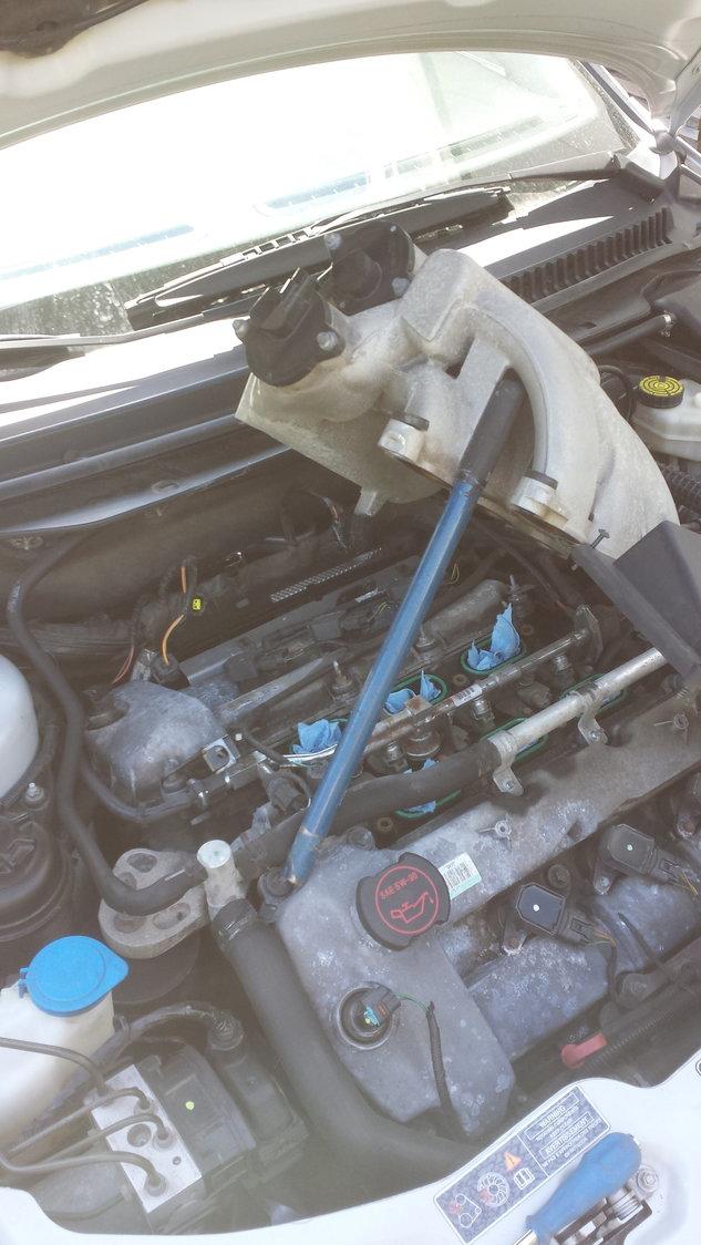 Jaguar Knock sensor replacement with pics - Jaguar Forums