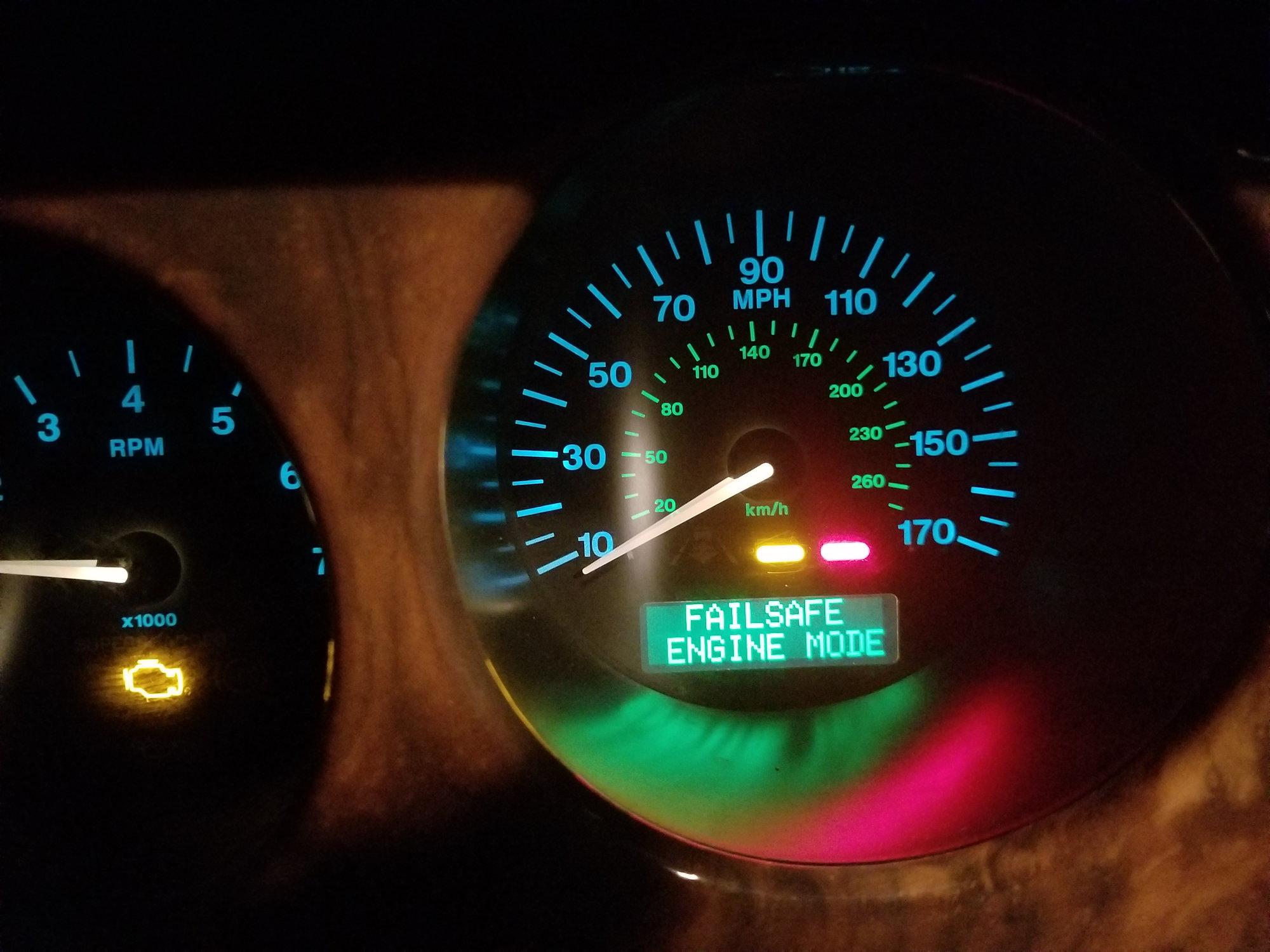 Urgent,help!Failsafe engine mode, traction ,ASC - Jaguar Forums