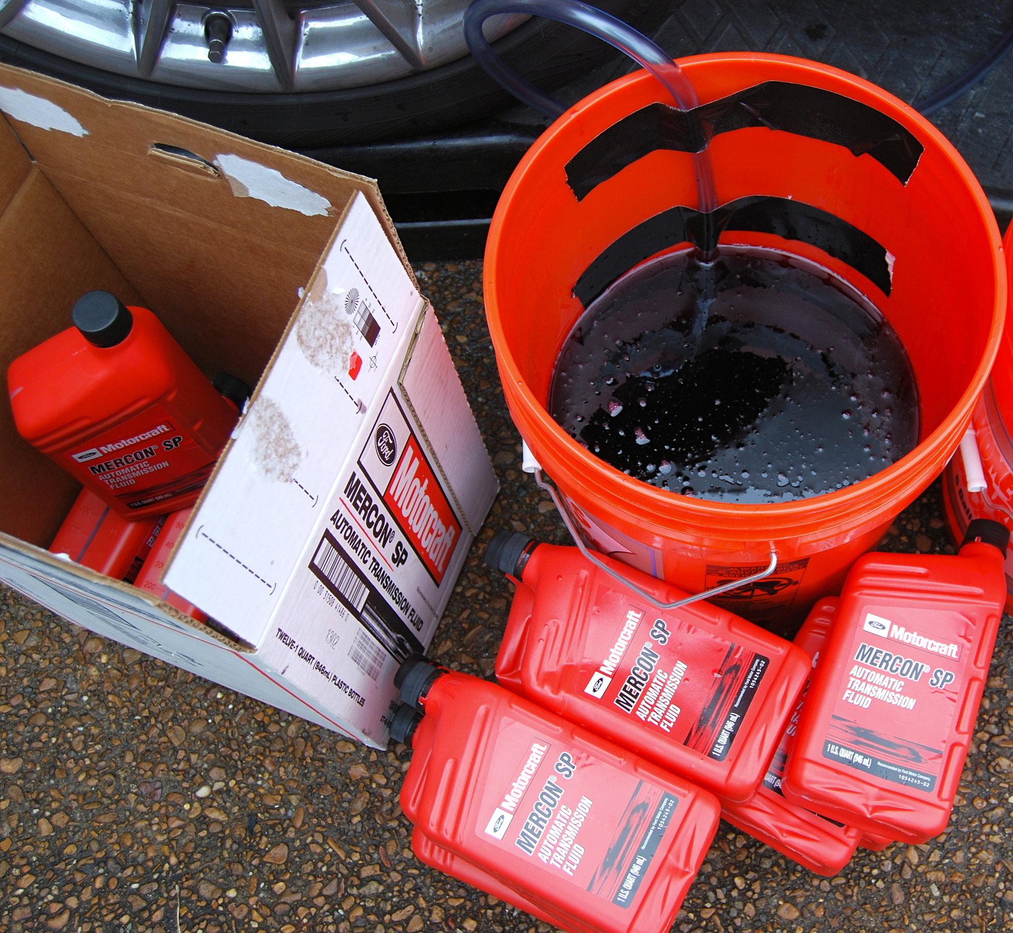 ZF 6HP26 Transmission Fluid Flush DIY - Jaguar Forums - Jaguar