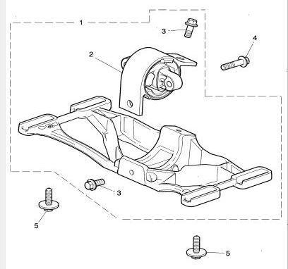 transmission mount replacement jaguar forums jaguar. Black Bedroom Furniture Sets. Home Design Ideas
