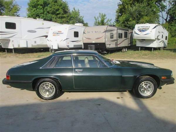 I Am Lucky That My Garage Is Full: November 1975 Jaguar XJS