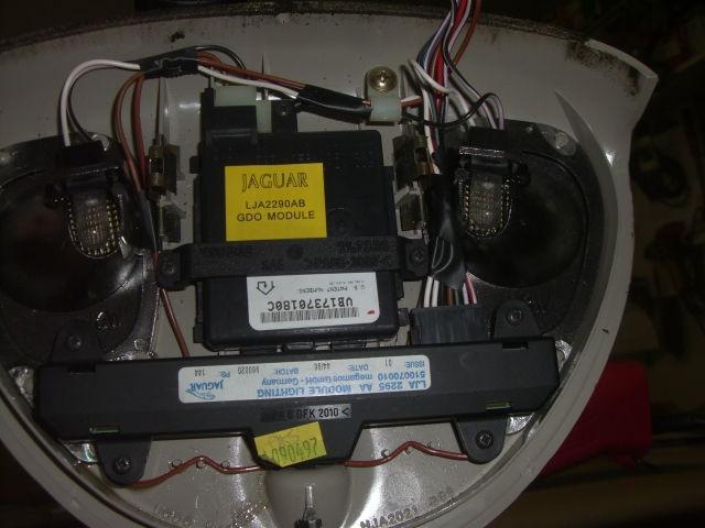 Auto Dimming Rearview Mirror Replacement Jaguar Forums