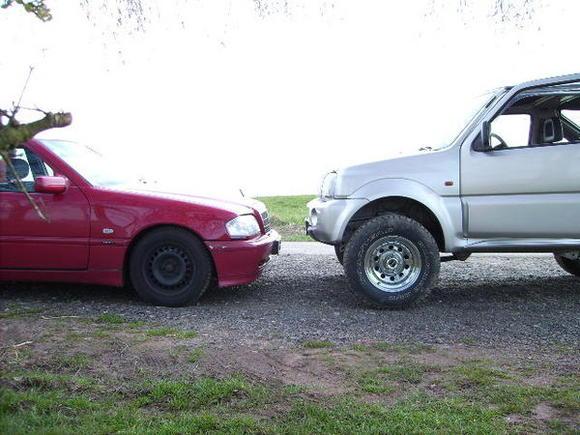 Jimny & Daimler