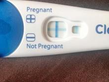 Pregnancy test!