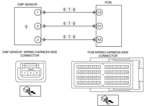 Pcm Connector Terminals