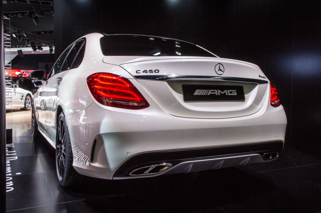 Where to find c450 trunk lip spoiler forums for Mercedes benz e450
