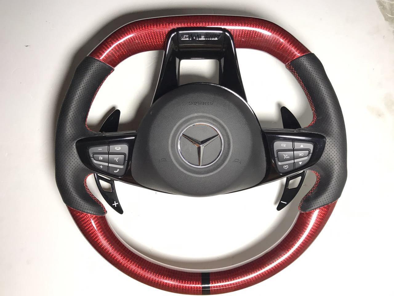 Huge Selection Of C63 Carbon Fiber Steering Wheels Forums