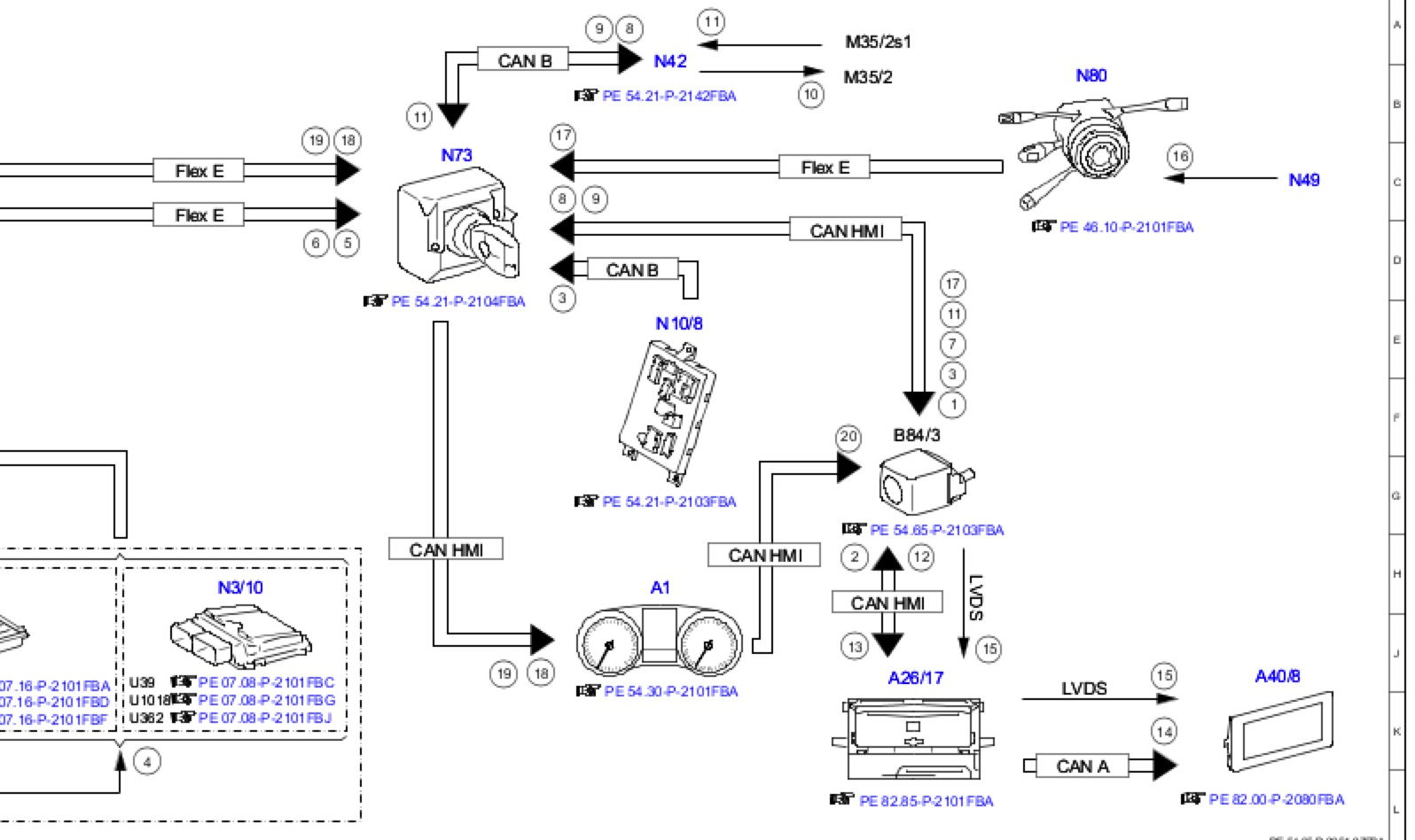 reverse camera wiring diagram