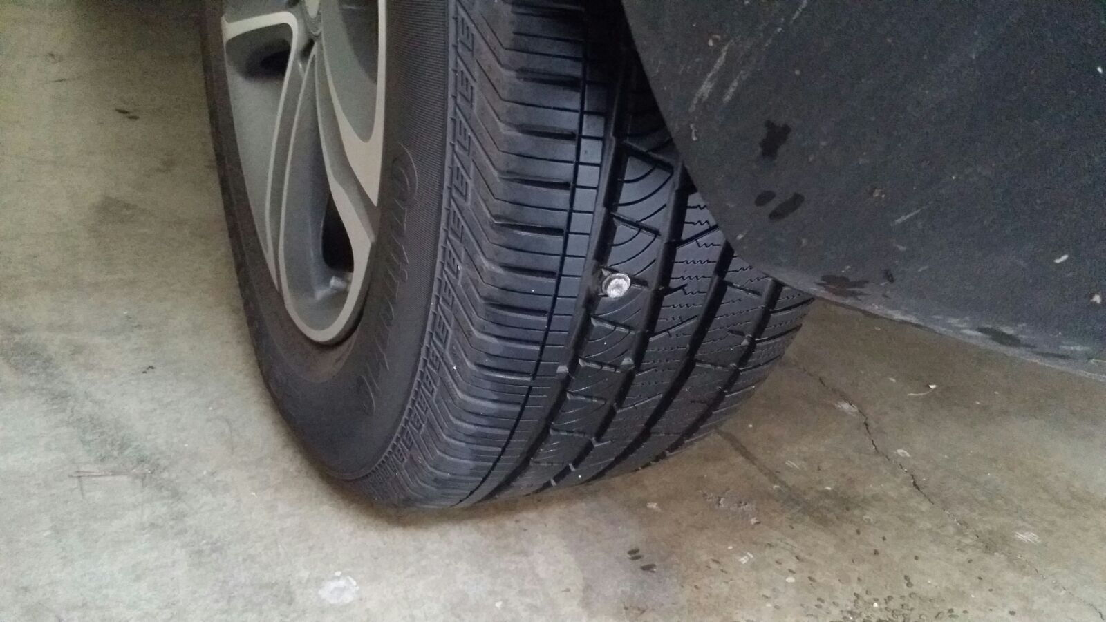 Patching or plugin??? On a Runflat tire - MBWorld.org Forums