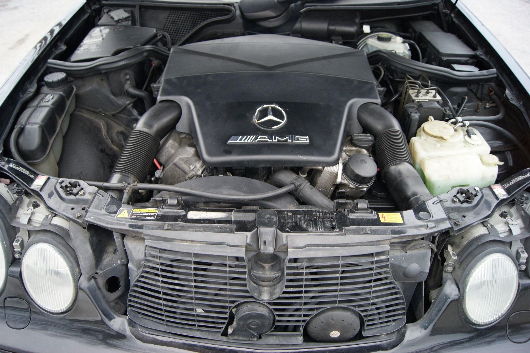 Fs 2002 Mercedes E55 Amg W210 9000 On Canada