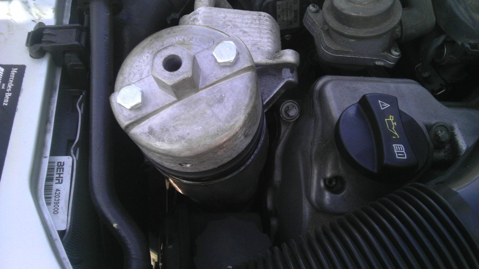 C43 oil change mobil 1 formula m 5w 40 amg engine for Mercedes benz engine oil recommendations