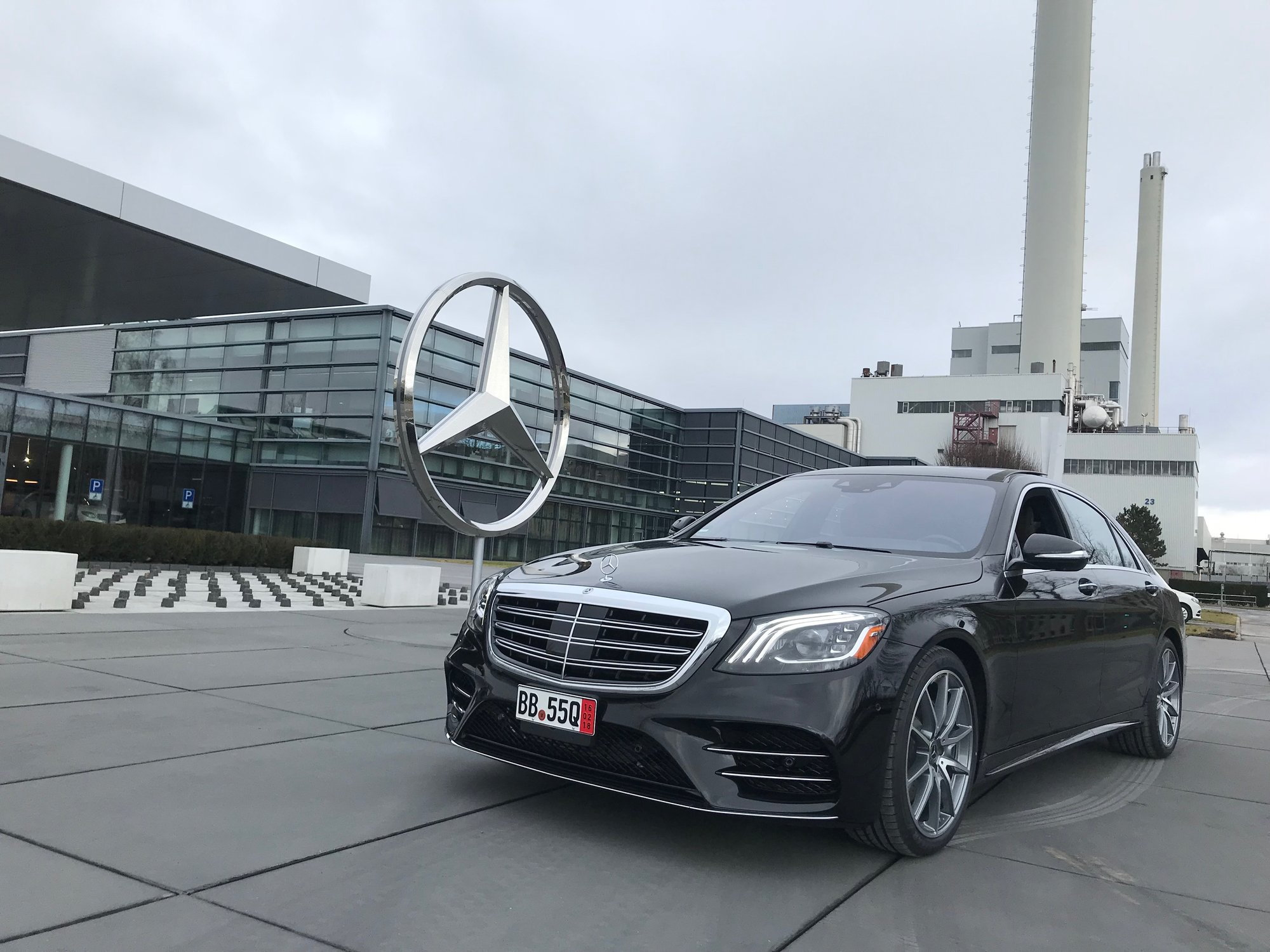 Mercedes European Delivery >> 2018 S560 European Delivery Write Up By Skerdian Mbworld Org Forums