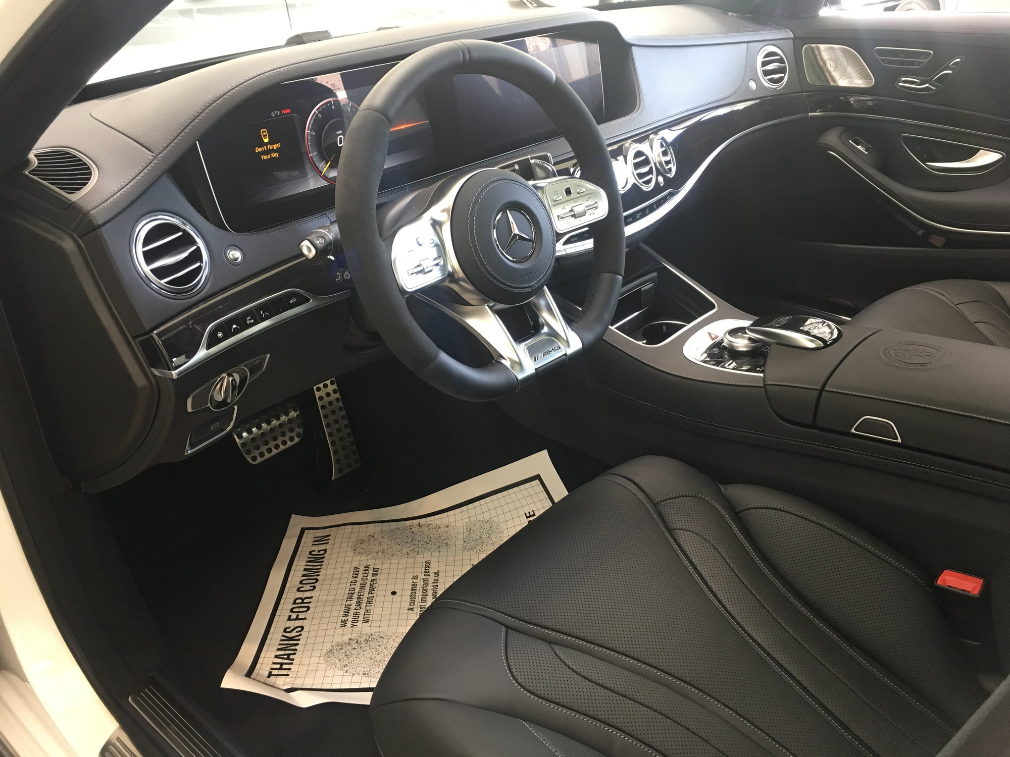 New 2018 S63 for Sale Germantown MD - MBWorld.org Forums