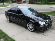2006 C55 AMG