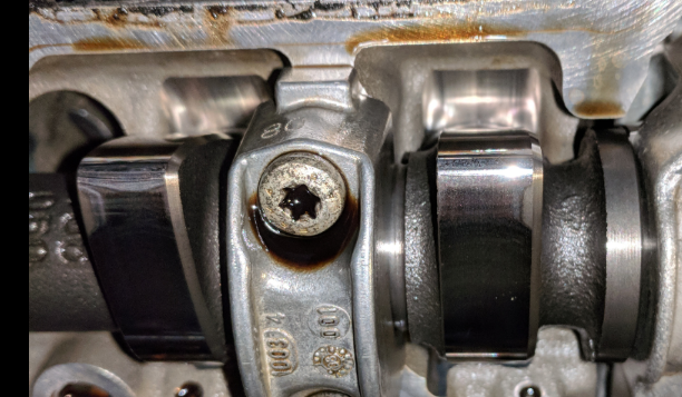 M156 Camshaft Wear, Normal or Something Serious - MBWorld org Forums
