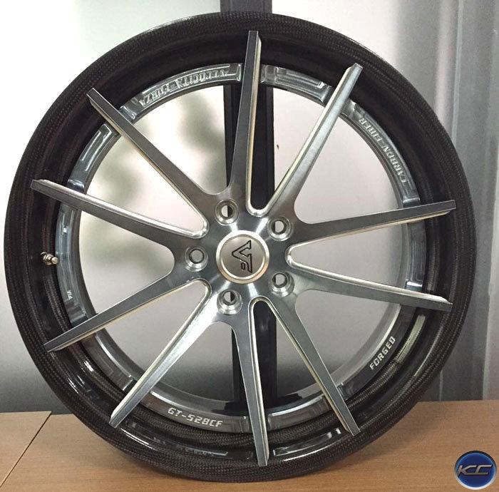 Debut Koncept Carbon Fiber 2 Piece Wheels Audiforums Com
