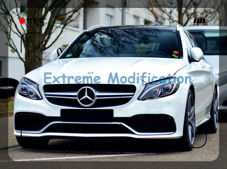 Make Non Sport W205 Look Sportier Mbworld Org Forums