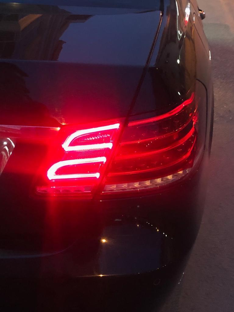 2014 W212 Tail Lights Problem