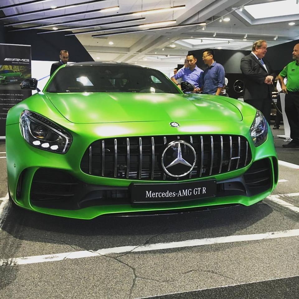 Mercedes-AMG GT-R  - MBWorld org Forums