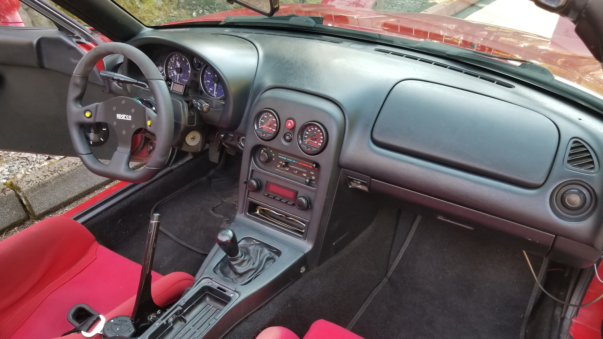 Craigslist Dc Cars By Owner >> S2000 seat fitment - Project VTEC - Miata Turbo Forum ...