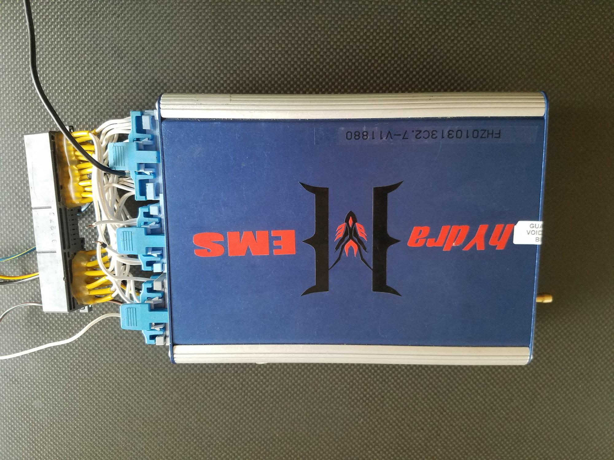 hydra ems wideband tuning