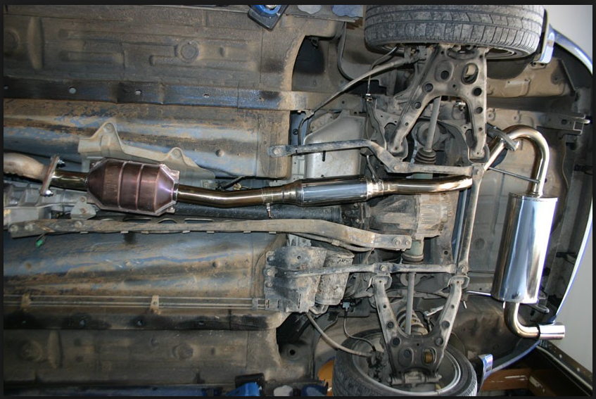 3 dual exhaust options for na miata