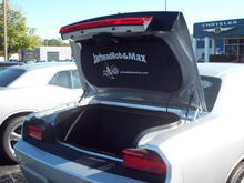trunk lid panels and enclosures
