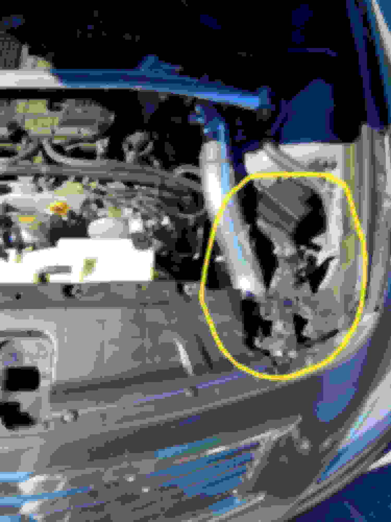EPS Big Bore Throttle body Problem - MyG37