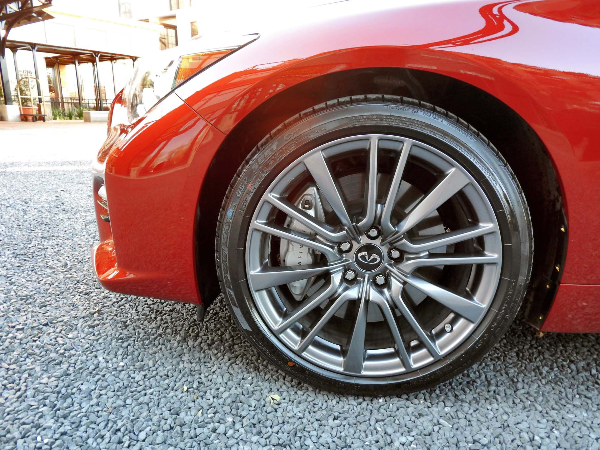 Q60 Red Sport 400 >> Q60 Red Sport Rims on G37S Coupe - MyG37