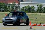 The 2008 Mini Cooper S SCCA Solo Car