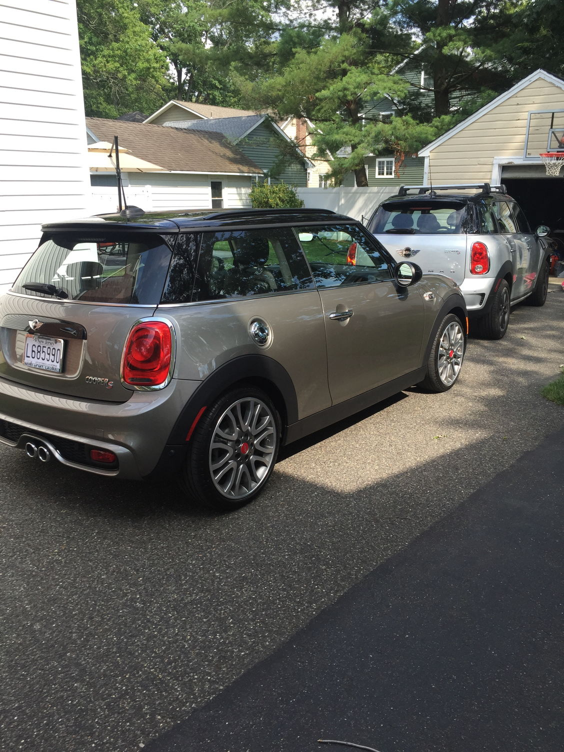 Where Are The F56 In Melting Silver Metallic North