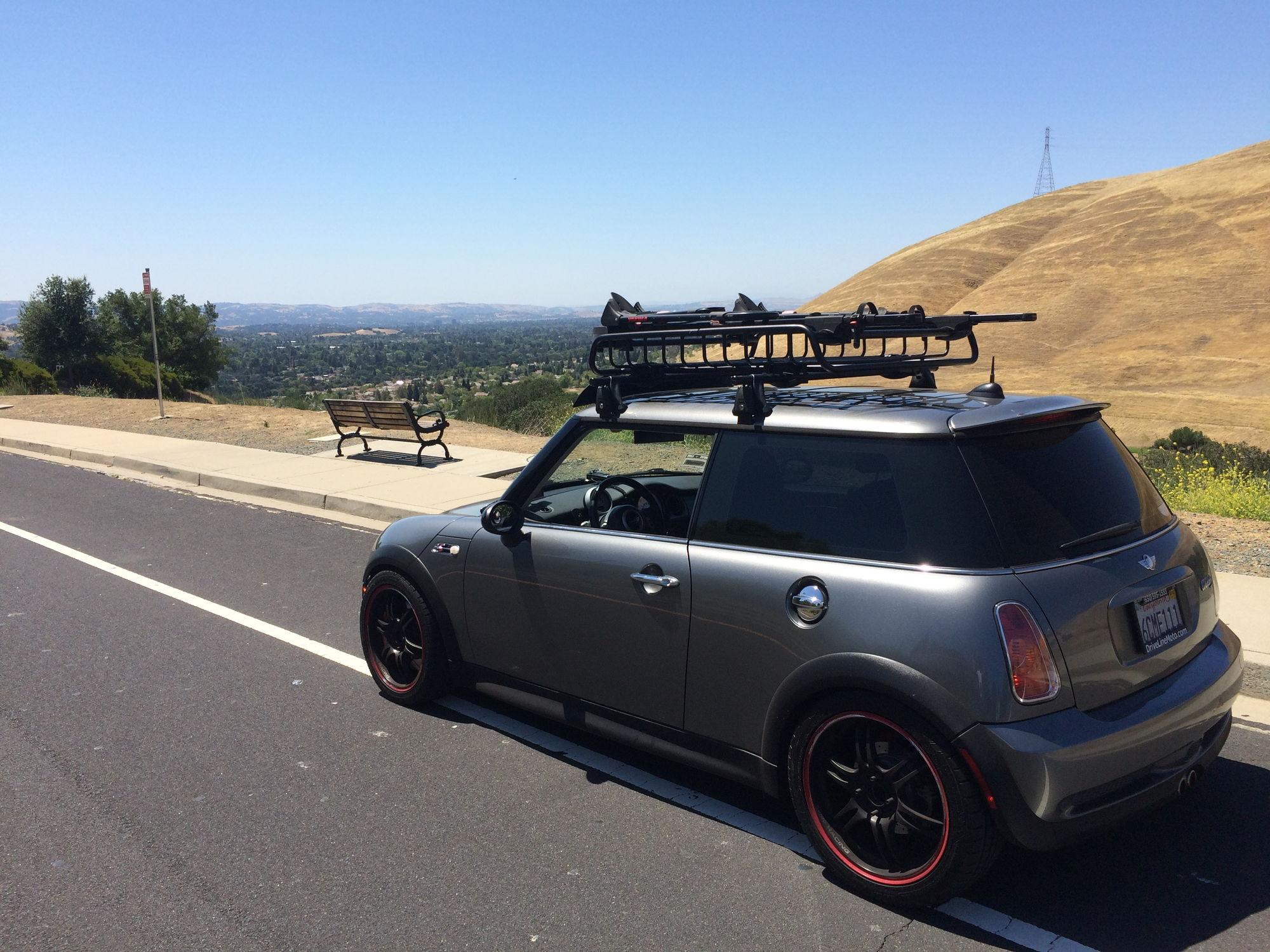 Wtb Yakima Or Thule Roof Rack North American Motoring