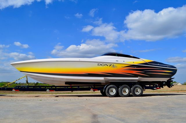 2007 Donzi 38 ZX For Sale  525's - Offshoreonly com