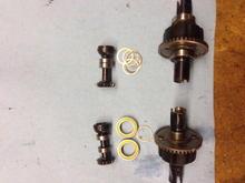 B44.2 gear diff