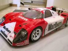 Tamiya Nissan Marlboro project.