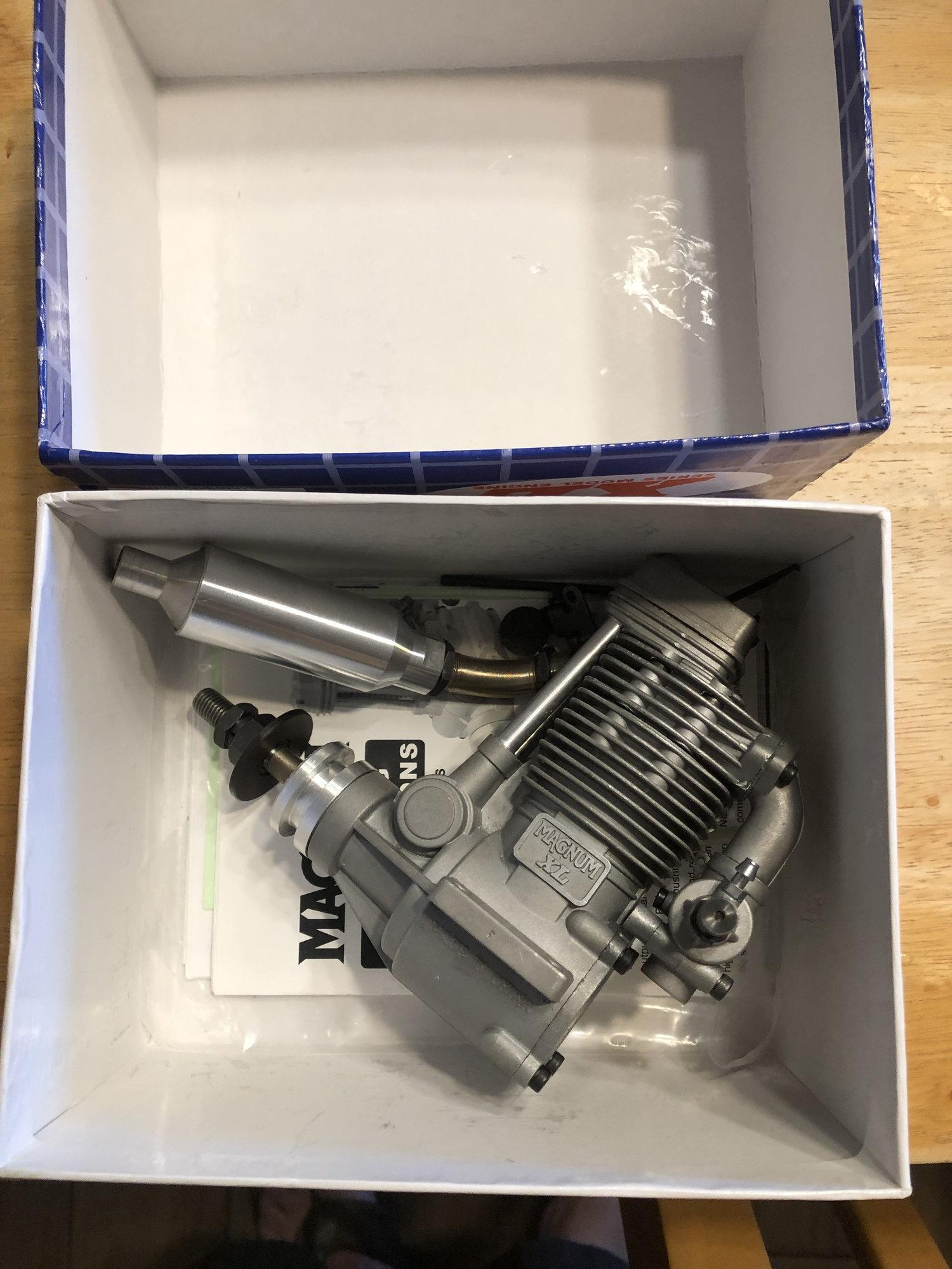 Rancho Motors Victorville >> Magnum XL 91RFS 4-Stroke Engine NIB! - RCU Forums