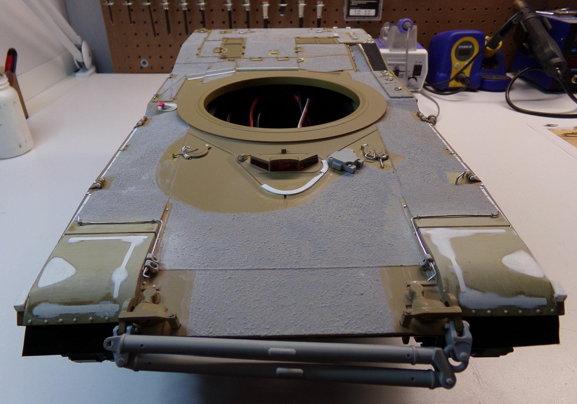 Long overdue M1A2 SEP v2 Abrams Build - RCU Forums