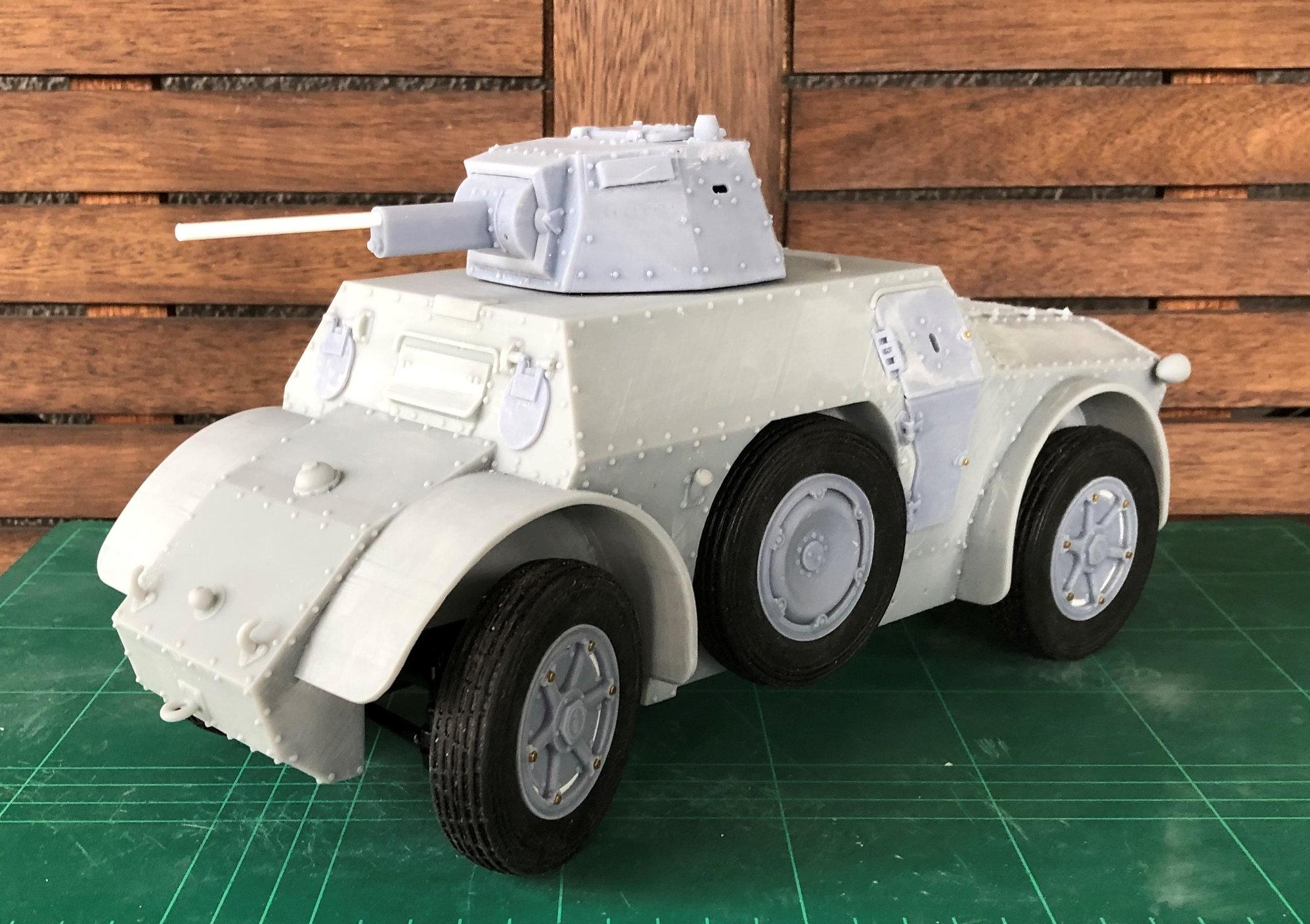 Semovente Fiat Ansaldo M40/75-18. Arrivo della scatola di montaggio 1/16 predisposto rc - Pagina 5 57jdvzkr_9b1c0040260f3d9830880a7a59720b6bb5af8aa8