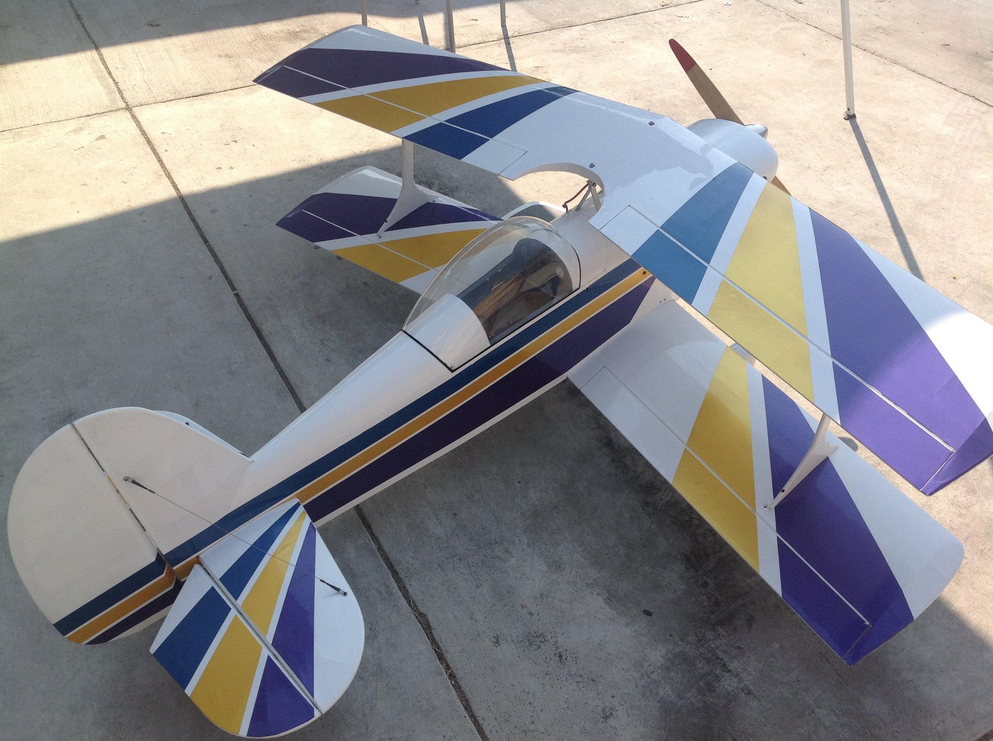 biplane plans - RCU Forums