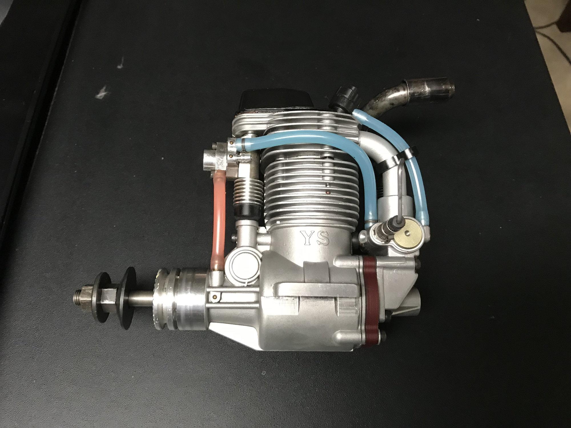 ys 4 stroke engines