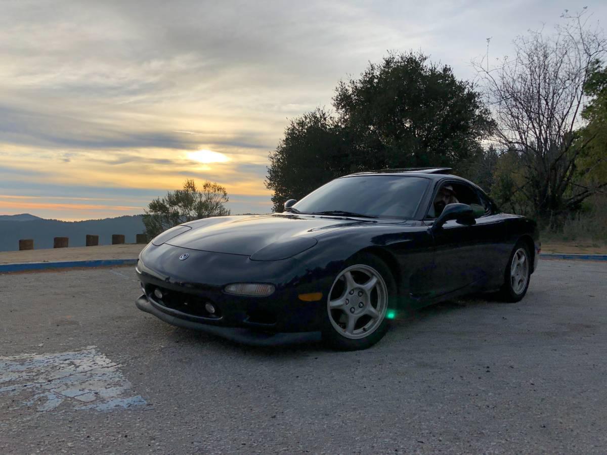California: New-to-me FD RX7 owner - RX7Club com - Mazda RX7
