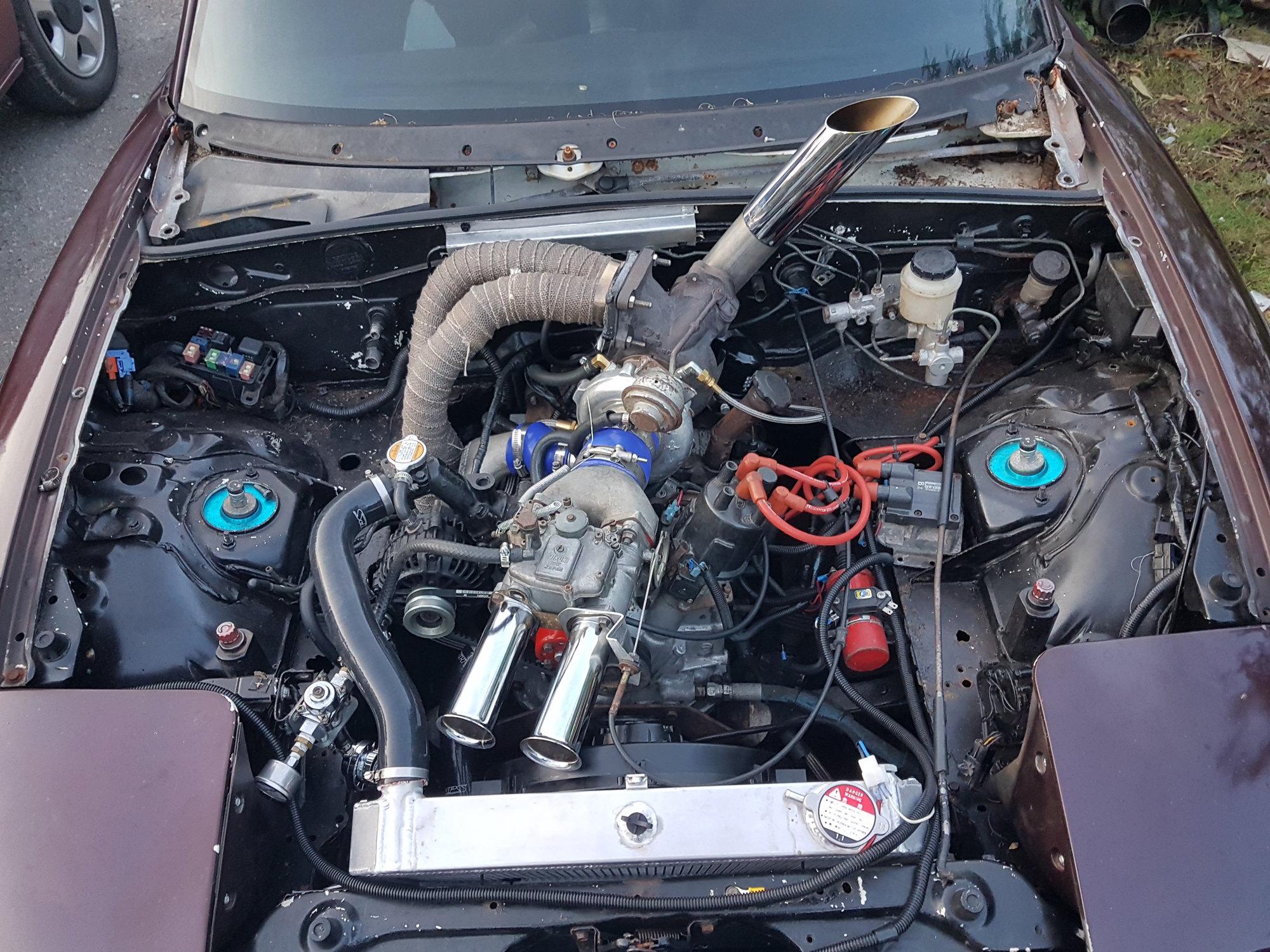 My 1990 rotary miata turbo(s4 fc 13b) - RX7Club com - Mazda RX7 Forum